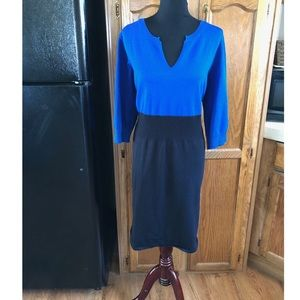 NWT NY Collection Sweater Dress Size 3X